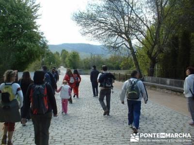 Puente del Perdón - Valle del Paular